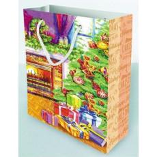 Подарочный пакет новогодний Ed-P1-167