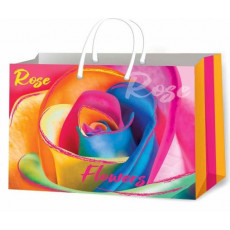 Подарочный пакет женский (горизонтальный) Ed-P8-020