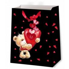 Подарочный пакет к валентину Ed-P1-249
