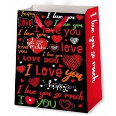 Подарочный пакет к валентину Ed-P1-250