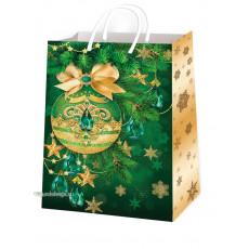 Подарочный пакет новогодний (супер гигант) ED-P7-018