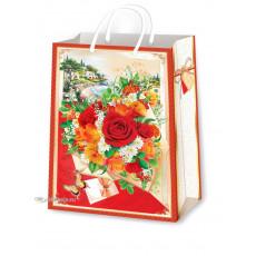 Подарочный пакет женский (супер гигант) ED-P7-020