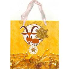 Подарочный пакет новогодний 31-GR-608