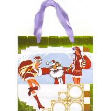 Подарочный пакет новогодний 31-GR-612