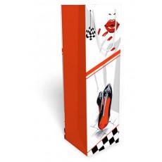 Подарочный пакет бутылка женский SP-38.030