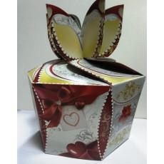 Коробка для свадебного каравая ed-39-09-11