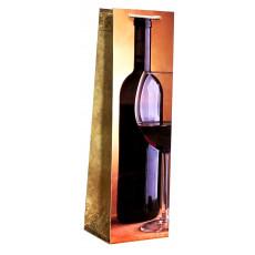 Подарочный пакет (бутылка) LD-WB-33