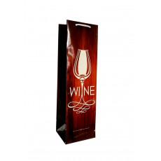 Подарочный пакет (бутылка) LD-WB-52