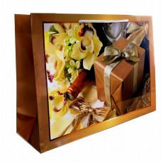 Подарочный пакет (горизонтальный) LD-W4-45