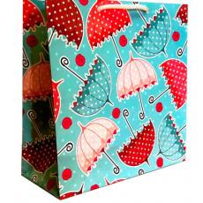 Подарочный пакет (квадрат) LD-W1-58