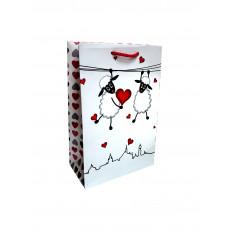 Подарочный пакет к Валентину LD-TM-V10