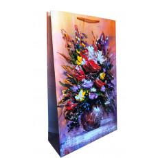 Подарочный пакет (вертикальный) LD-W3-201