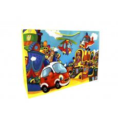 Подарочный пакет Супер Гигант детский LD-W7-21