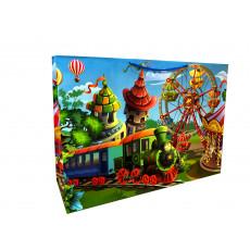 Подарочный пакет Супер Гигант детский LD-W7-23