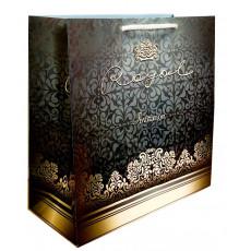 Подарочный пакет (квадрат) LD-W1-48
