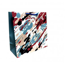Подарочный пакет (квадрат) LD-W1-60