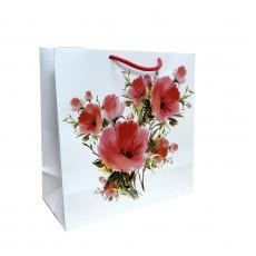 Подарочный пакет (квадрат) LD-W1-66