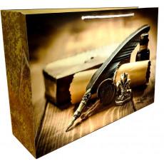 Подарочный пакет (горизонтальный) LD-W4-33