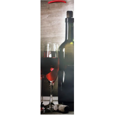 Подарочный пакет (бутылка) LD-WB-67