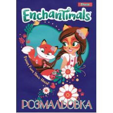 """Раскраска """"Enchantimals"""" B1-742759"""