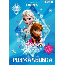 """Раскраска """"Frozen"""" B1-742806"""