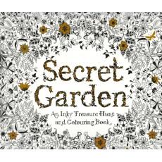 Раскраска антистрес «Secret Garden» MX-001