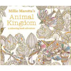 Раскраска антистрес «Animal Kindom» MX-003