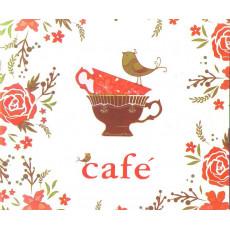 Раскраска антистрес «Cafe» MX-006