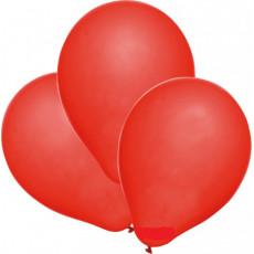 """Воздушные шары 10 шт. Красные 10"""" (26см) GE-080-10"""