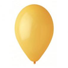 """Воздушные шары 10 шт. Желтые пастель 8"""" (21см) GE-002-8"""