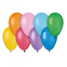 """Воздушные шары 10 шт. Ассорти пастель 6"""" (16см) GE-086-6"""