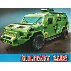 Раскраска  Sl-4-072 Military Cars