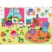 Малюшарики.  Многоразовые наклейки. Іграшки. TR-674-7