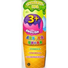 """Тренажер-Гра """"English Абетка, Цифри"""" ULA-255-5"""